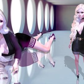 Versace Dolls .