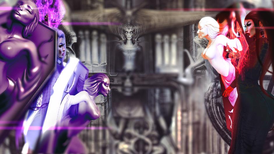 Supreme vs The Voodoo Queen