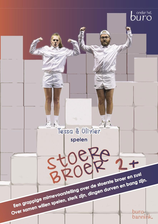(2j-8j) STOERE BROER