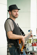 Mike McAlister - The Winslow Davis Ensemble's Director of Low Frequencies