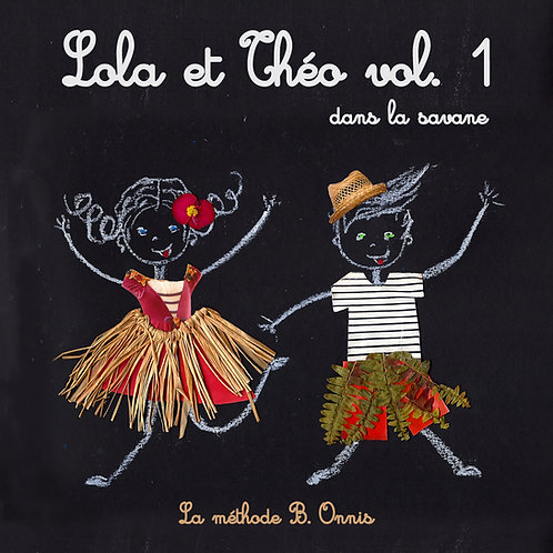 Lola et theo vol 1 (Digital)