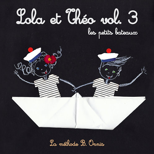 Lola et theo vol 3 (Digital)