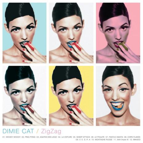 Dimie Cat - Zig Zag