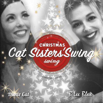 Cat Sisters'Swing - Christmas Swing
