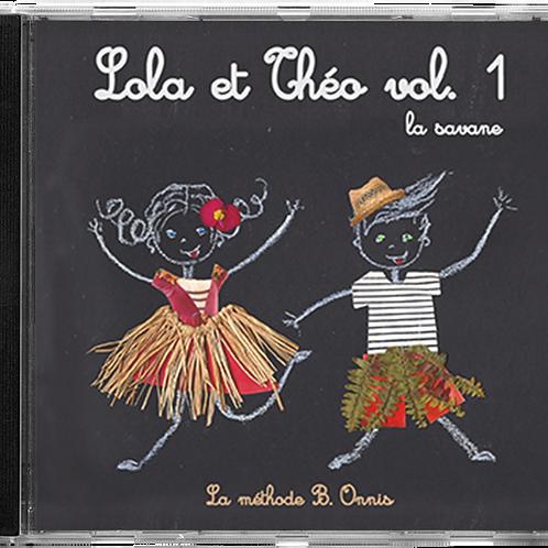 Lola et theo vol 1 (CD)