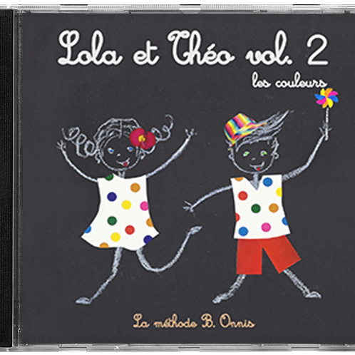 Lola et theo vol 2 (CD)