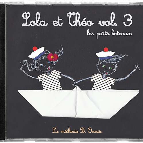 Lola et theo vol 3 (CD)