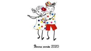 Bonne Année 2020 ❤️✨