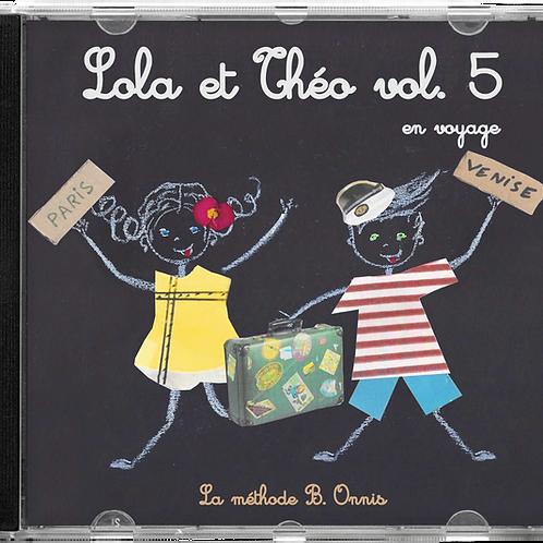 Lola et theo vol 5 (CD)