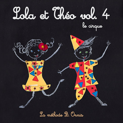 Lola et theo vol 4 (Digital)