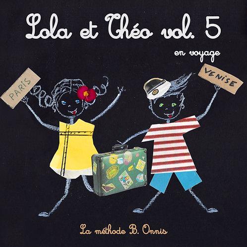 Lola et theo vol 5 (Digital)