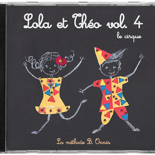 Lola et theo vol 4 (CD)