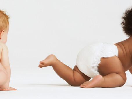 L'intérêt du 4 pattes dans le développement moteur du bébé !