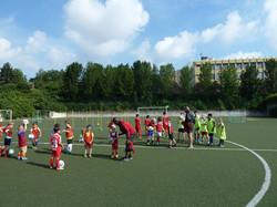 FKA P Bambinis - Pupilles - Poussins  Camp Training E