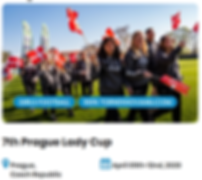 7th Prague Lady Cup Football Tournament