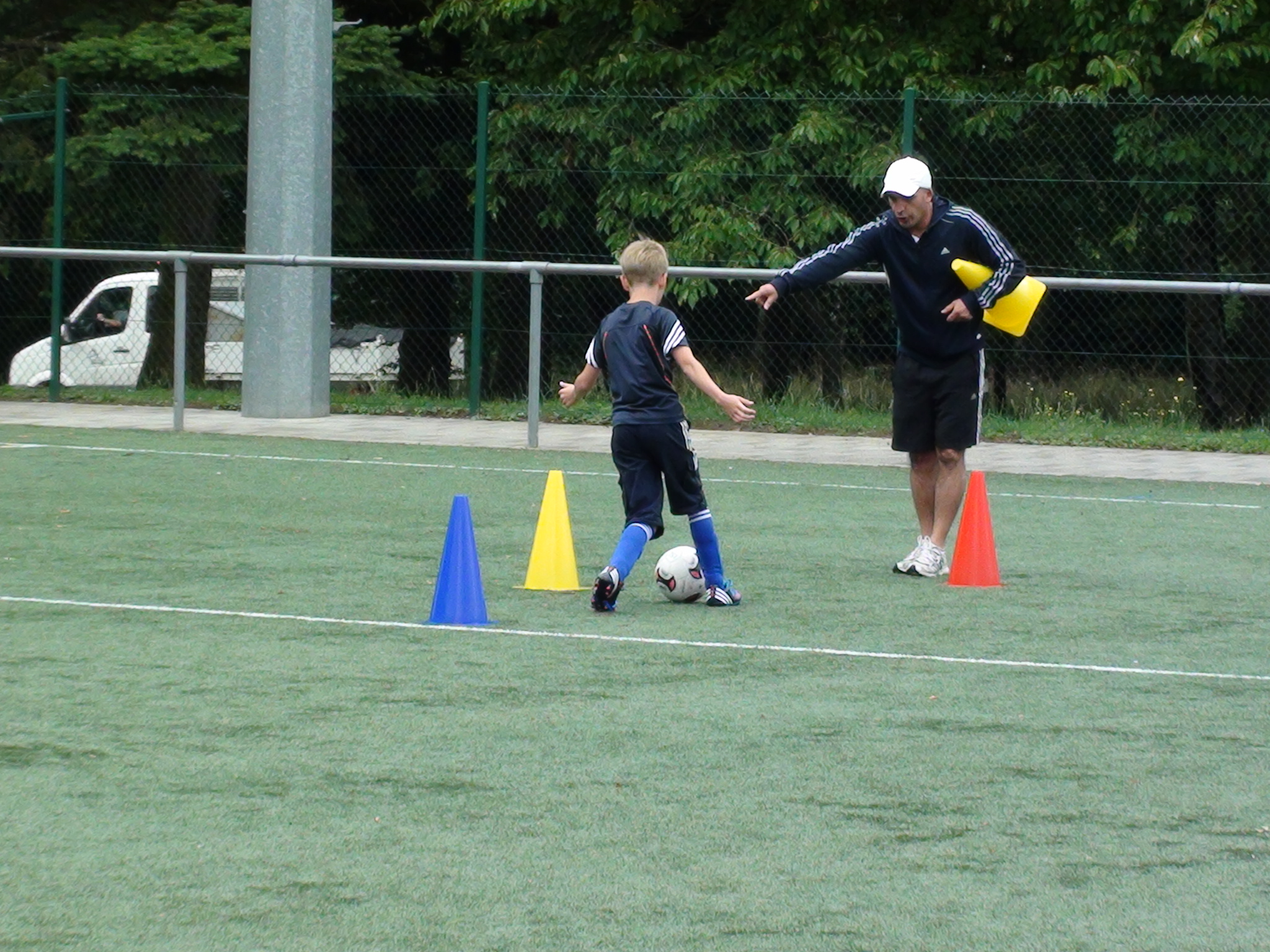 Personalize Training Session - Football Klinik Academy Luxembourg