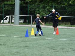 Personalize Training Session - Football Klinik Academy Luxembourg