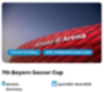 7th Bayern Soccer Cup Football Tournamen