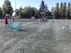 Ball Skill Drill