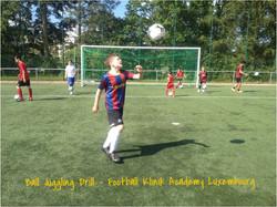 FKA Training Session