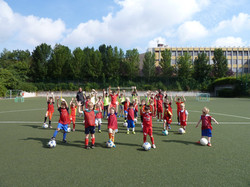 FKA P Bambinis - Pupilles - Poussins  Camp Training F