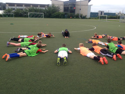 FKA Scolaires Camp Training A