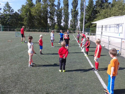 SAQ Junior Skipping Rope Drill