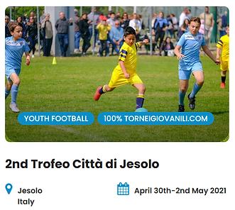 2nd Trofeo Città di Jesolo 2021 - I.png