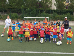 FKA P Bambinis - Pupilles - Poussins  Camp Training A