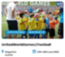 UnitedWorldGames Football Football Tourn