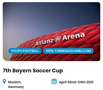 7th Bayern Soccer Cup 2021 - E.png