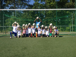 All ready to Play - Football Klinik Academy Luxembourg
