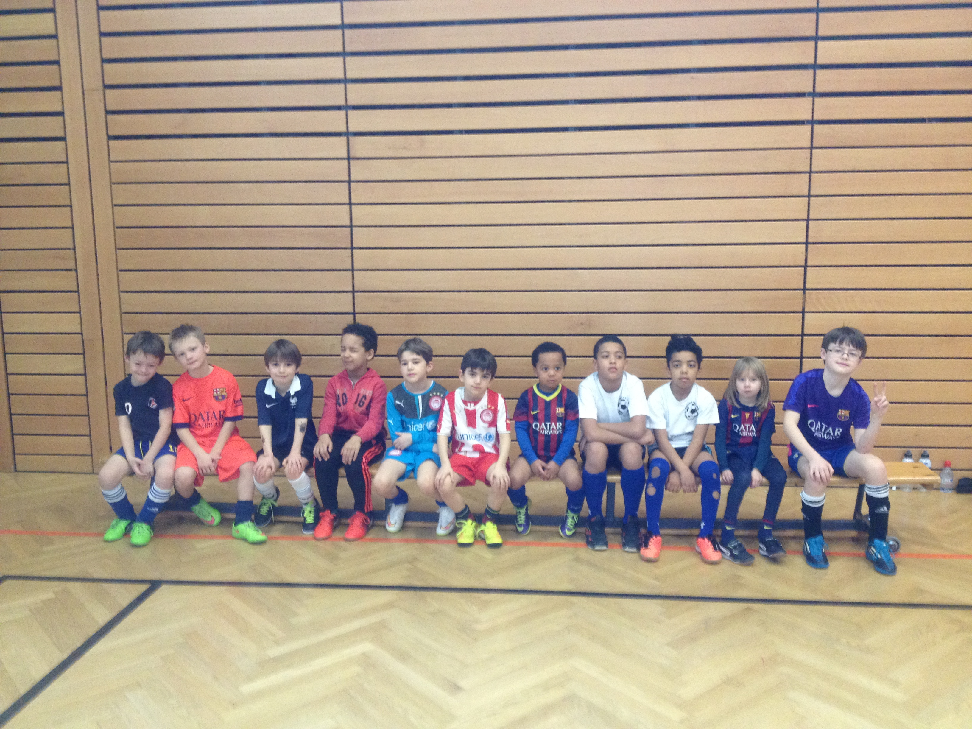 Football Klinik Academy - Junior Session Indoor  Soccer Carnival Camp