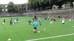 Ball skills Drill