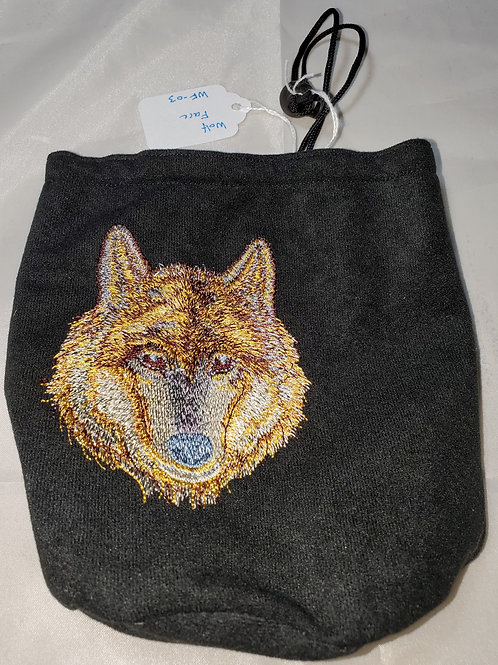 Wolf Face 3