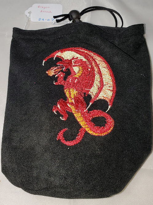 Dragon Attacking 7