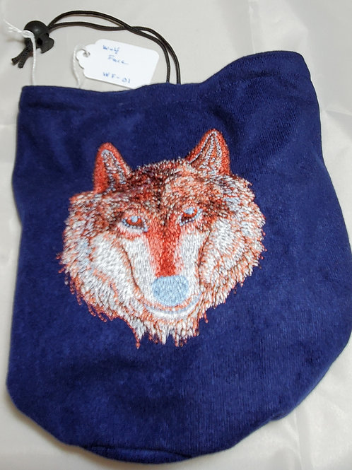 Wolf Face 1