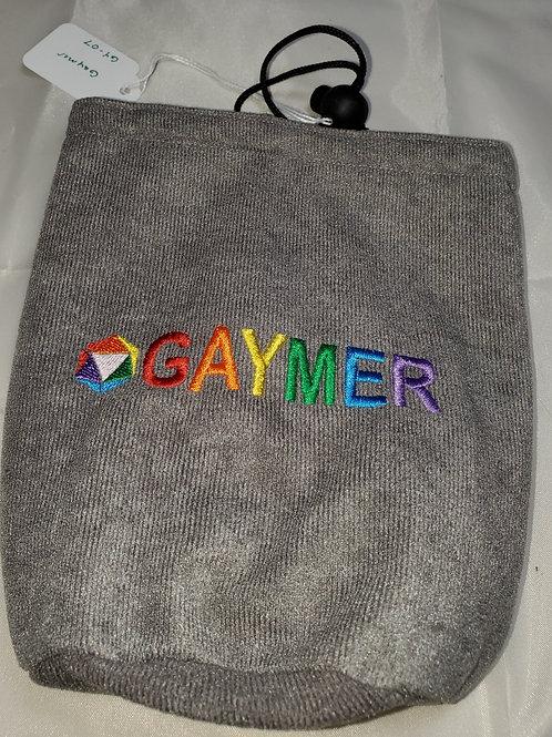 Gaymer Grey Bag