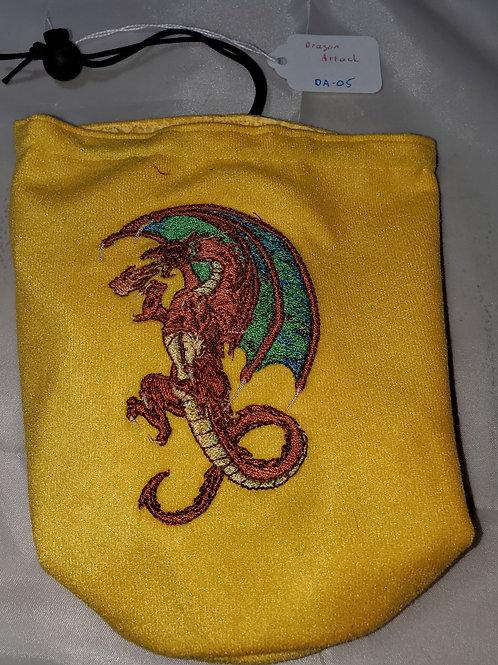 Dragon Attacking 5