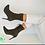 Thumbnail: Botines puntones con cordones