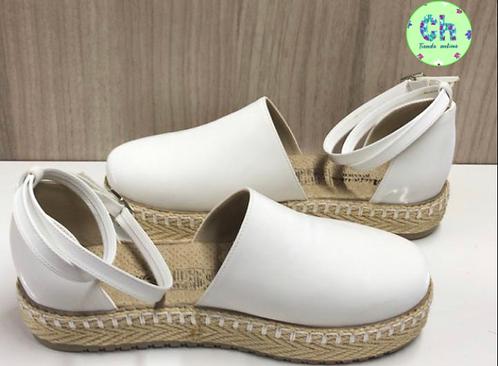 Casuales tipo sandalia con tobillera