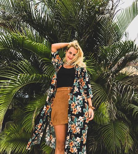 Kimonos con diseños