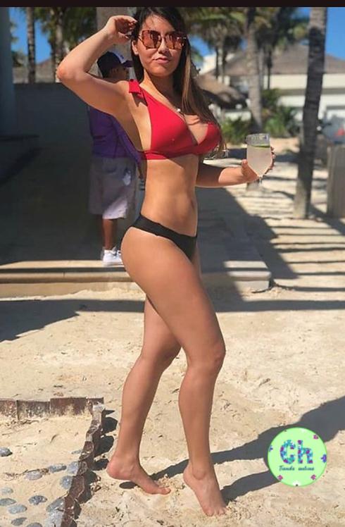 Bikini copa tradicional