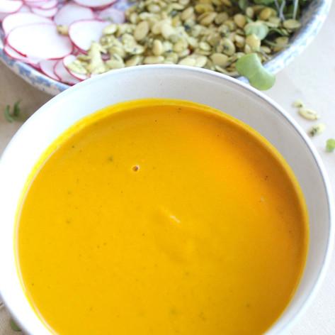 Fall Glow Soup