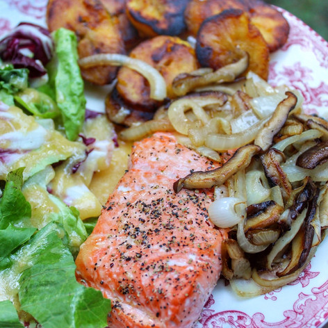 Summer Dinner Inspiration