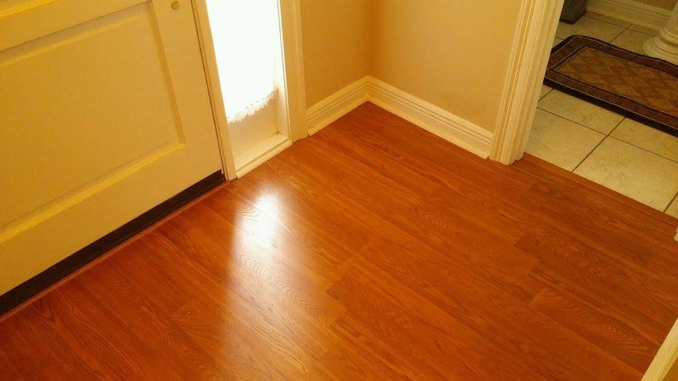 CUSTOM FLOORS-TRIM