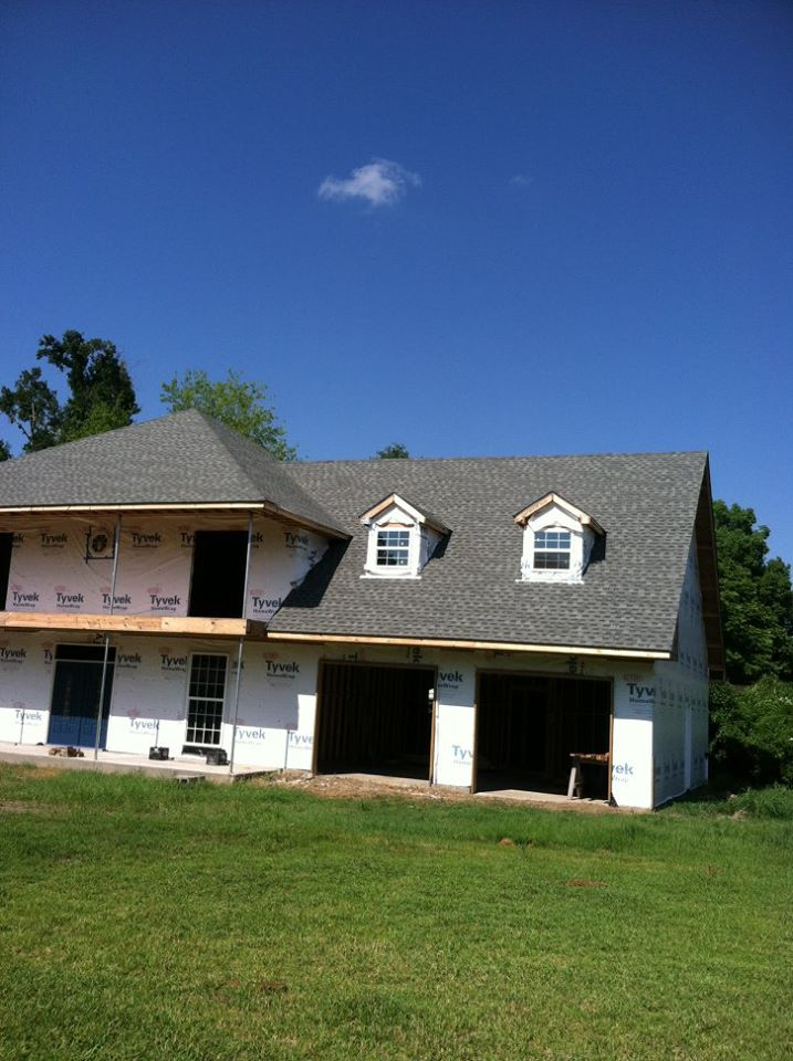 ROOFING - NEW CONSTRUCTION