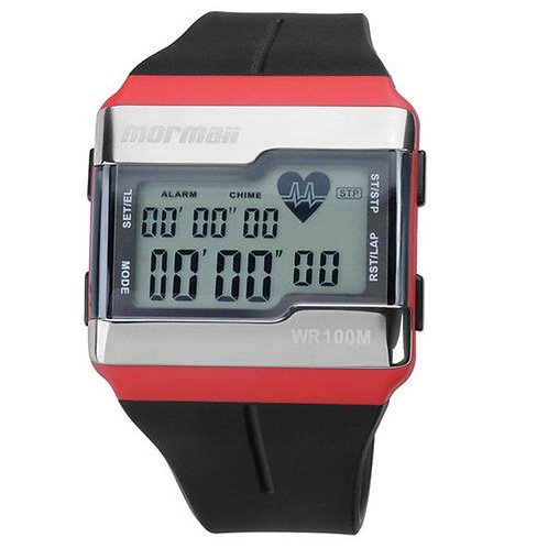 Relógio Mormaii HRM1/8R