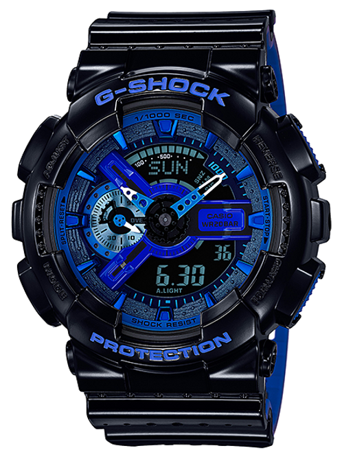 RELÓGIO G-SHOCK GA-110LPA-1ADR