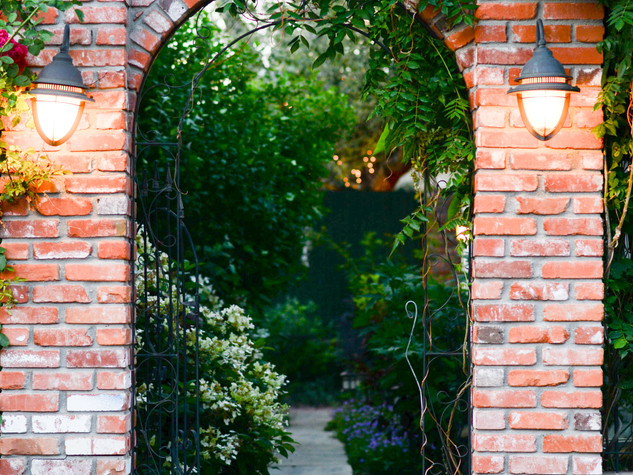 "The ""secret"" garden"